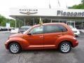 2007 Tangerine Pearl Chrysler PT Cruiser Limited  photo #2