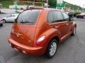2007 Tangerine Pearl Chrysler PT Cruiser Limited  photo #5