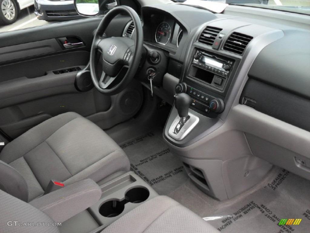 Gray Interior 2008 Honda Cr V Lx Photo 49933542 Gtcarlot Com