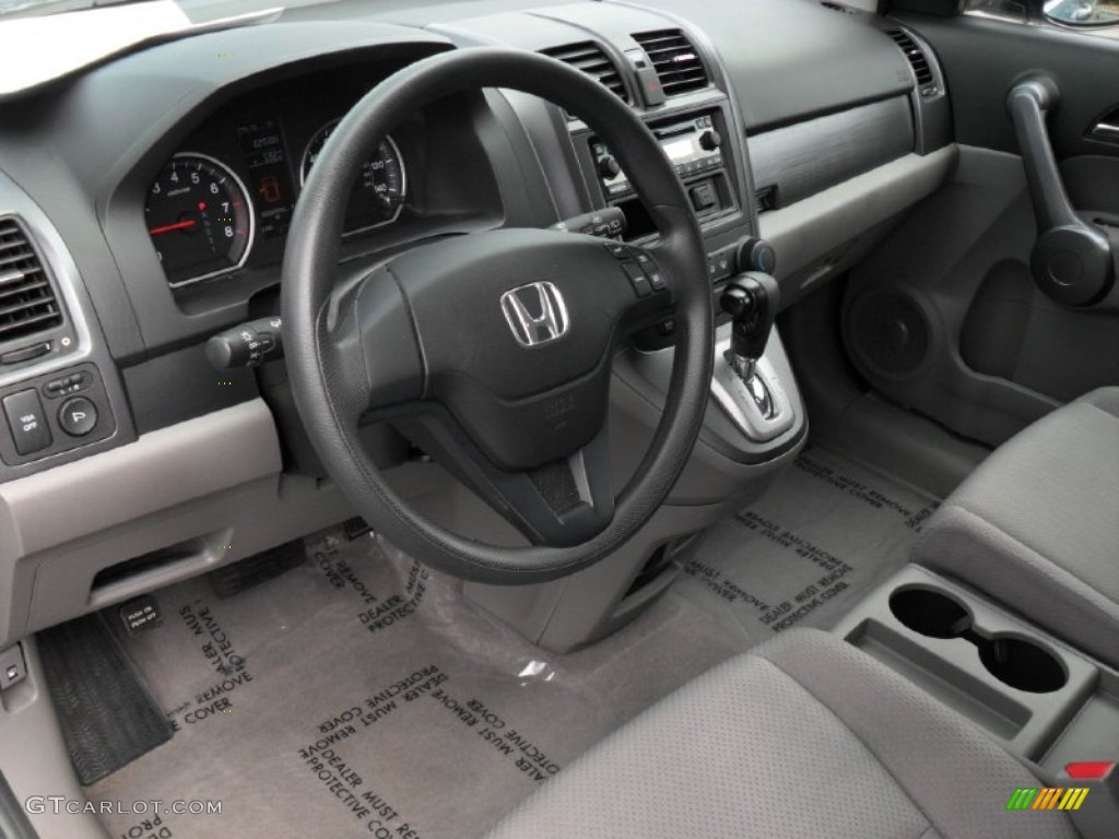 Gray interior 2008 honda cr v lx photo 49933623 for Honda crv 2006 interior