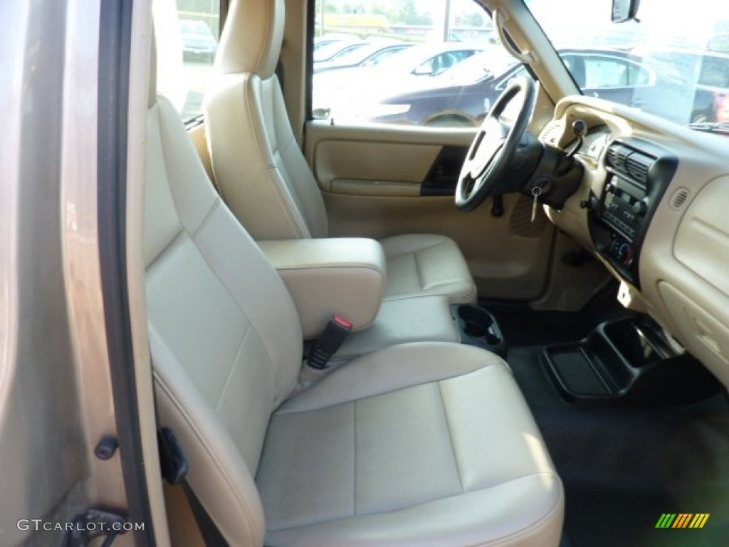 2005 Ford Ranger XL Regular Cab Interior Photo 49935042