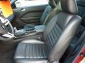 Dark Charcoal Interior Photo for 2007 Ford Mustang #49935933
