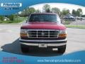 Electric Currant Red Pearl - F150 XLT Regular Cab 4x4 Photo No. 3