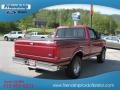 Electric Currant Red Pearl - F150 XLT Regular Cab 4x4 Photo No. 6