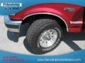 Electric Currant Red Pearl - F150 XLT Regular Cab 4x4 Photo No. 9