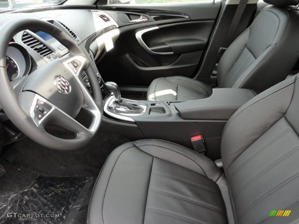 ebony interior 2011 buick regal cxl photo 49939817. Black Bedroom Furniture Sets. Home Design Ideas