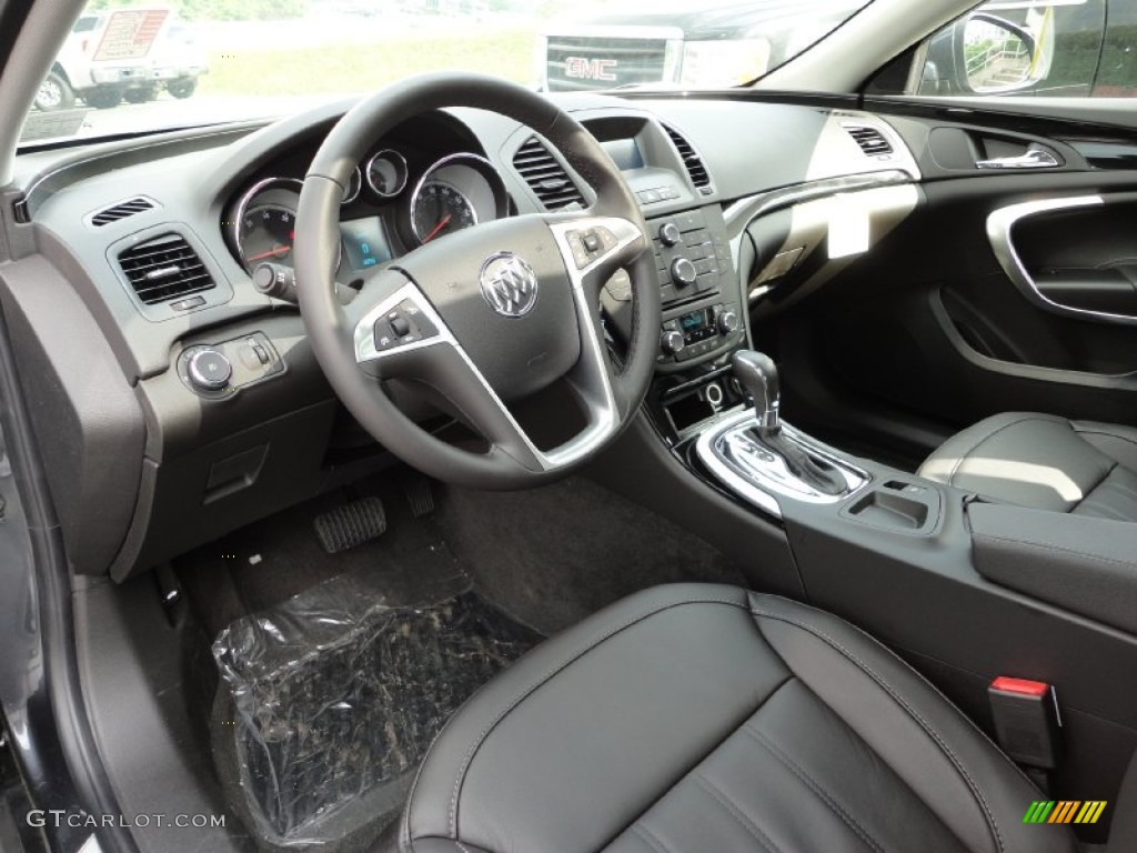 ebony interior 2011 buick regal cxl photo 49939835. Black Bedroom Furniture Sets. Home Design Ideas
