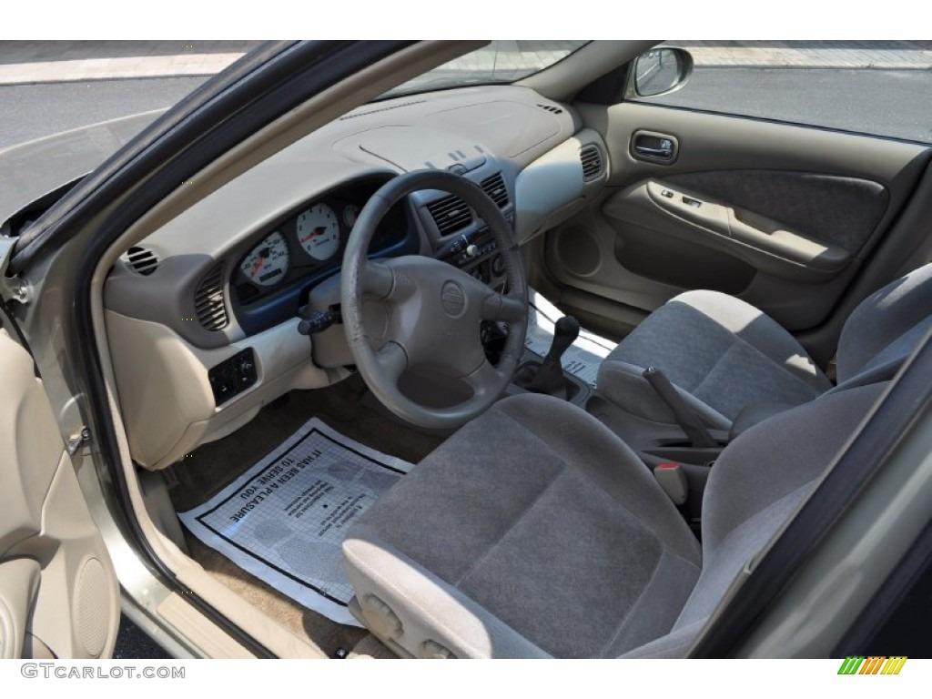2000 Nissan Sentra Se Interior Photo 49940606