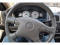 2000 Nissan Sentra Sand Interior Steering Wheel Photo
