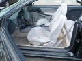 1996 Chevrolet Cavalier Dark Gray Interior Interior Photo