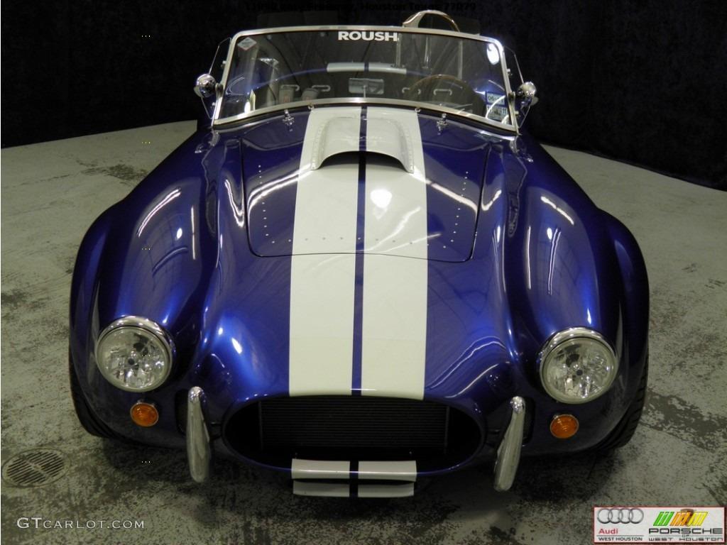 Shelby Cobra Guardsman Blue Paint Code