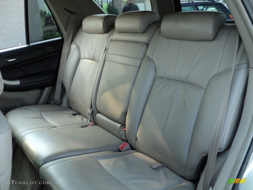 Taupe Interior 2004 Toyota 4runner Limited 4x4 Photo 49954364
