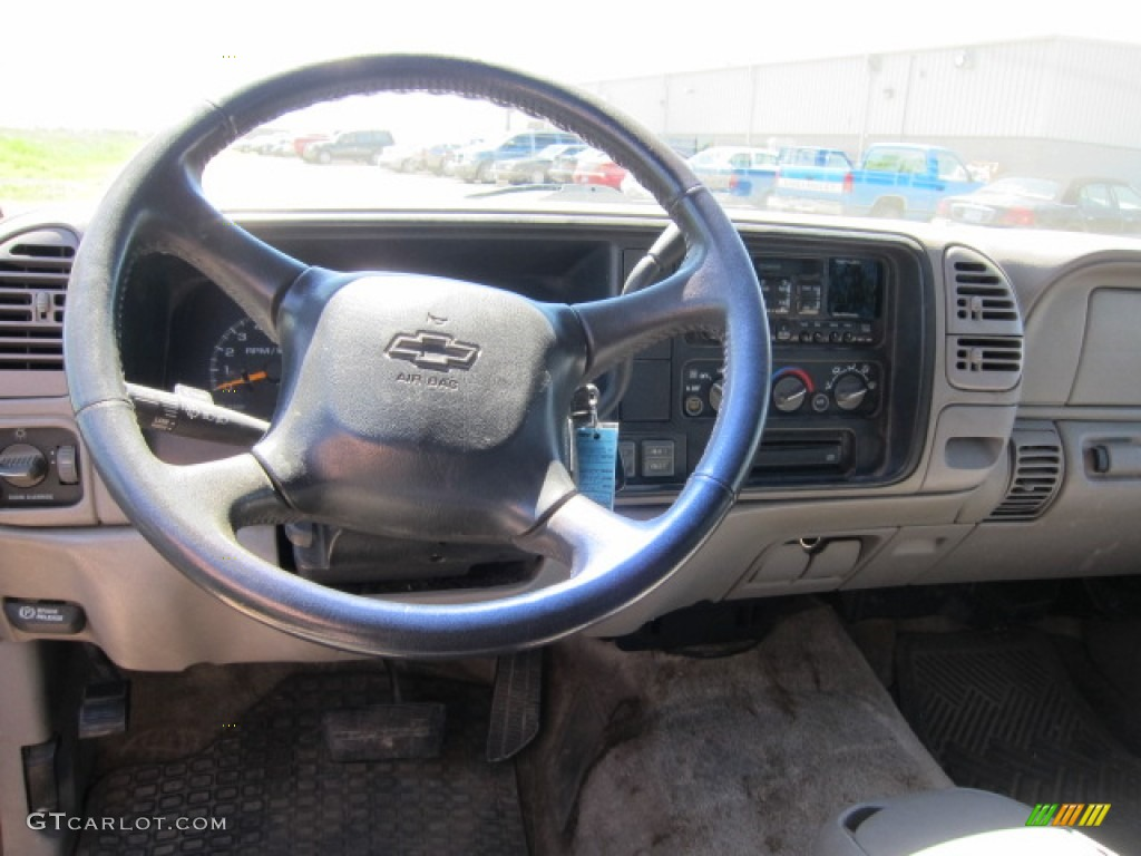 Gray interior 1998 chevrolet suburban k2500 ls 4x4 photo 49955303 gtcarlot com