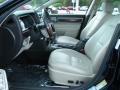 2008 Dark Blue Ink Metallic Lincoln MKZ Sedan  photo #11