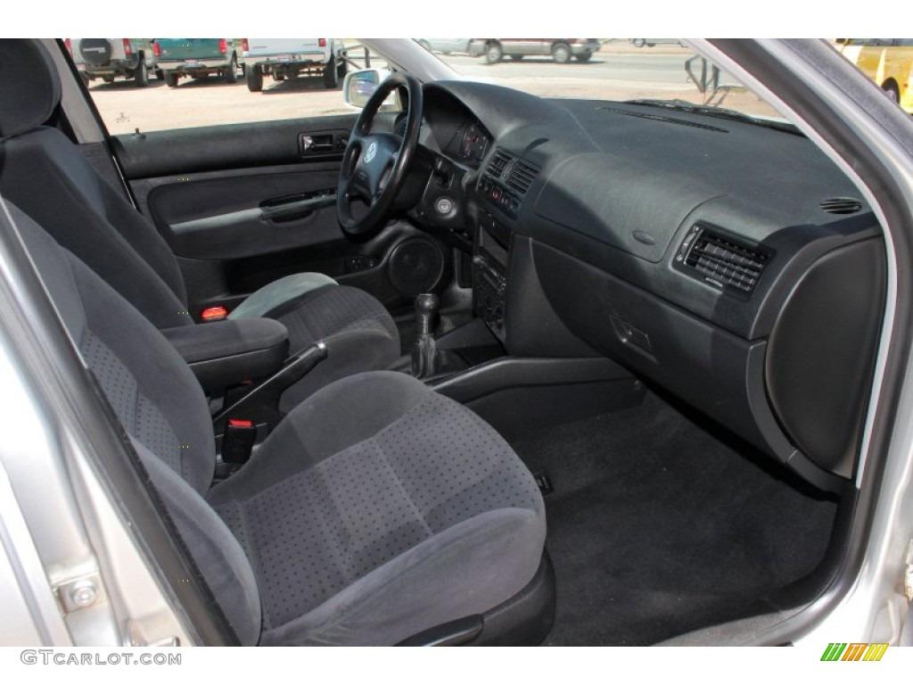 black interior 2000 volkswagen jetta gls sedan photo 49976382