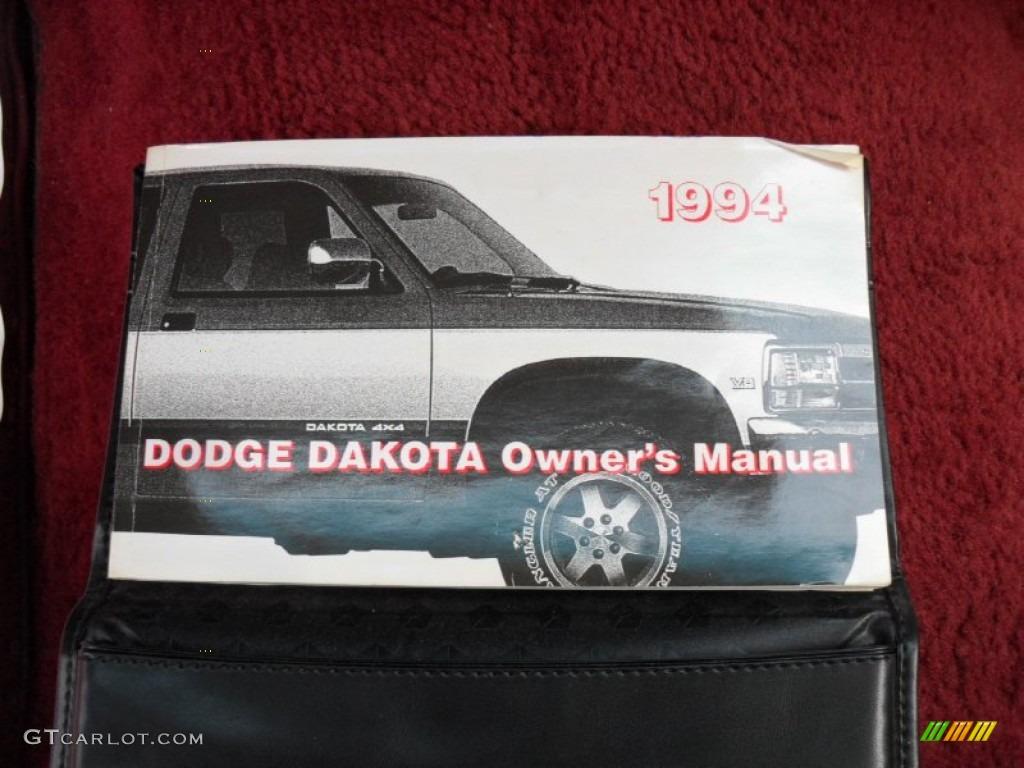 on 1992 Dodge Dakota Sport 4x4