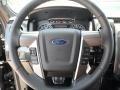 2011 F150 Harley-Davidson SuperCrew Steering Wheel