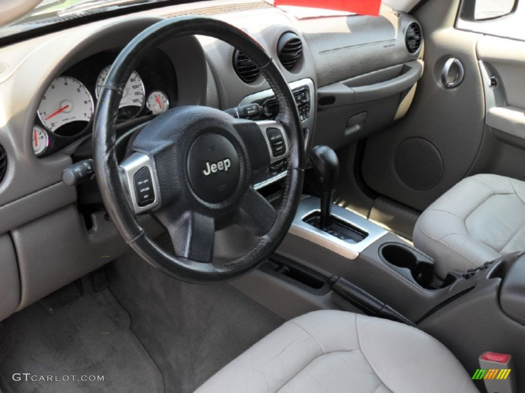 2004 jeep liberty limited interior photos gtcarlotcom