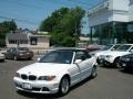 Alpine White - 3 Series 325i Convertible Photo No. 1