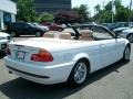 Alpine White - 3 Series 325i Convertible Photo No. 5