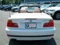 Alpine White - 3 Series 325i Convertible Photo No. 6