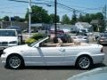 Alpine White - 3 Series 325i Convertible Photo No. 8