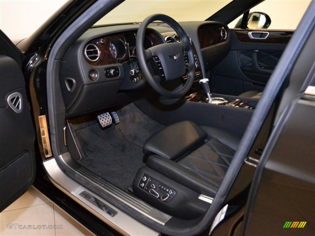 2011 Bentley Continental Flying Spur Speed interior Photo ...