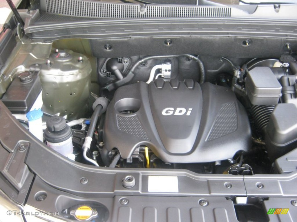 2012 Kia Sorento Lx 2 4 Liter Gdi Dohc 16
