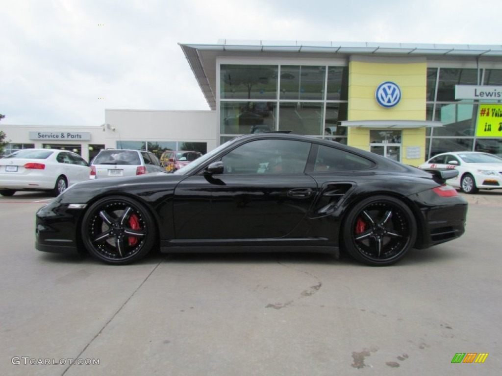 2007 Porsche 911 Turbo Coupe Custom Wheels Photo 49997758