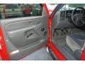 2006 Victory Red Chevrolet Silverado 1500 LS Crew Cab  photo #19