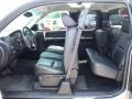 Ebony Interior Photo for 2008 Chevrolet Silverado 1500 #49999759