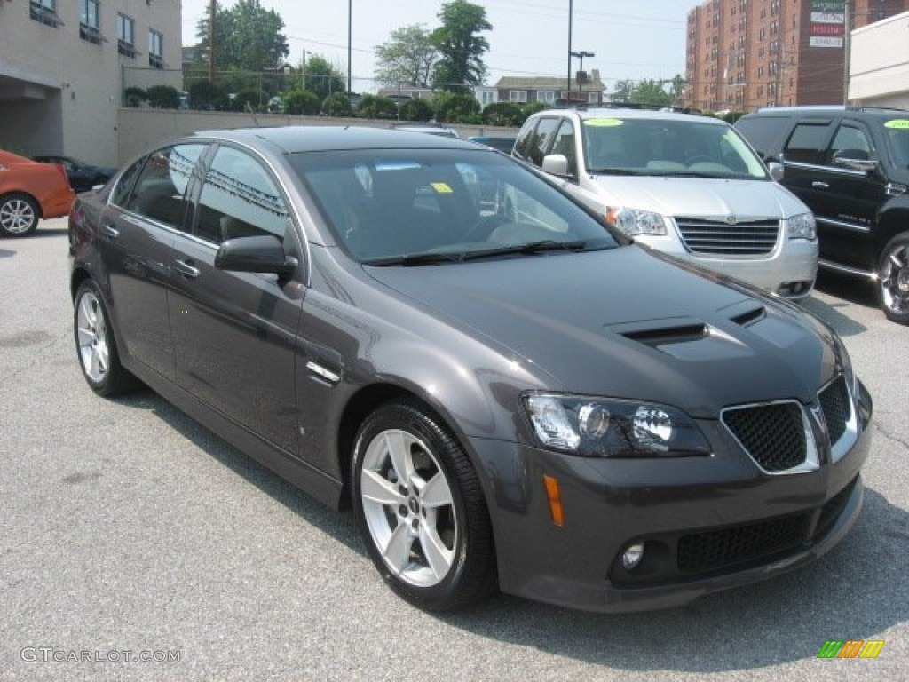 Magnetic Gray Metallic 2009 Pontiac G8 Gt Exterior Photo 49999993 Gtcarlot Com