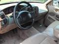 Medium Prairie Tan 1997 Ford F150 Interiors