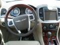 Dashboard of 2011 300 C Hemi