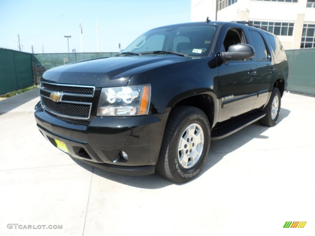 black 2007 chevrolet tahoe lt exterior photo 50011105. Black Bedroom Furniture Sets. Home Design Ideas