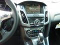 2012 White Platinum Tricoat Metallic Ford Focus Titanium Sedan  photo #13