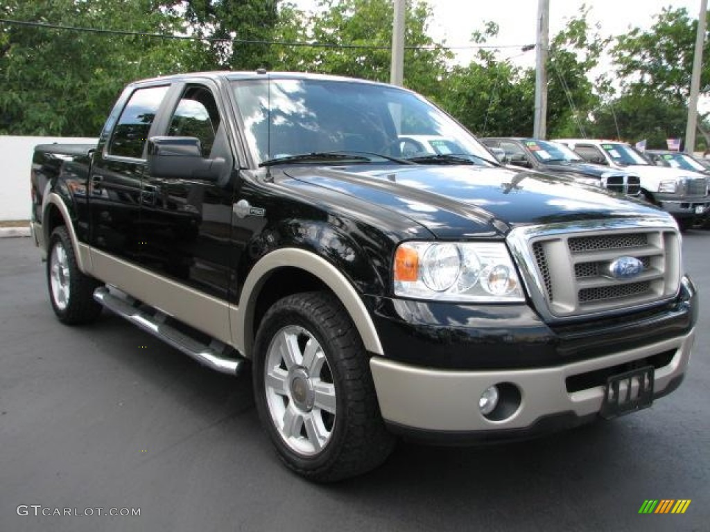 2007 f150 king ranch