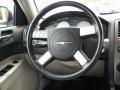 Dark Slate Gray/Light Graystone Steering Wheel Photo for 2005 Chrysler 300 #50016724