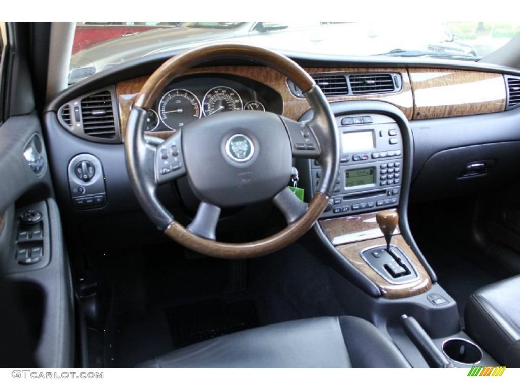 2006 jaguar x-type 3.0 sport wagon interior photo #50018161