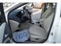 2012 White Platinum Tricoat Metallic Ford Focus SEL Sedan  photo #9