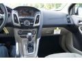 2012 White Platinum Tricoat Metallic Ford Focus SEL Sedan  photo #32