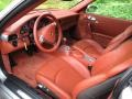 Terracotta Interior Photo for 2007 Porsche 911 #50025916
