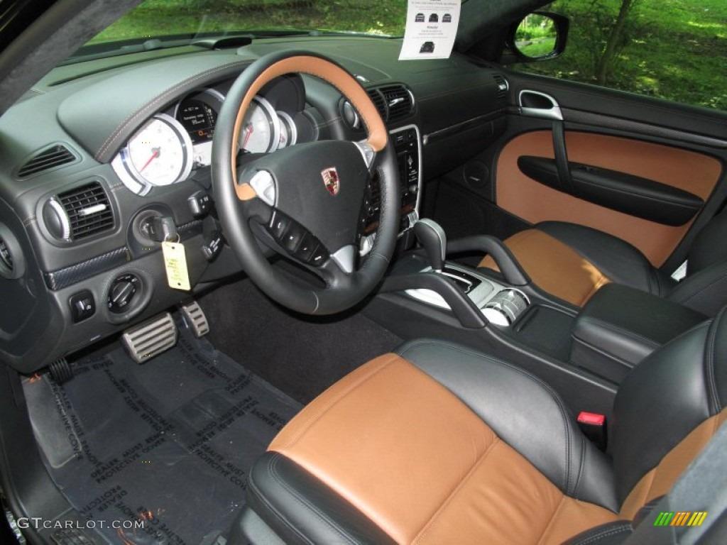2009 porsche cayenne turbo s interior photo 50026252