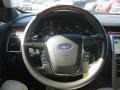 Charcoal Black Steering Wheel Photo for 2010 Ford Flex #50031874