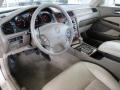 Parchment 2000 Acura RL Interiors