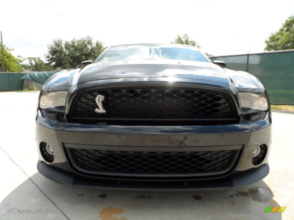 black 2012 ford mustang shelby gt500 svt performance package coupe exterior photo 50044320. Black Bedroom Furniture Sets. Home Design Ideas