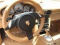 Sand Beige Steering Wheel Photo for 2012 Porsche 911 #50046990