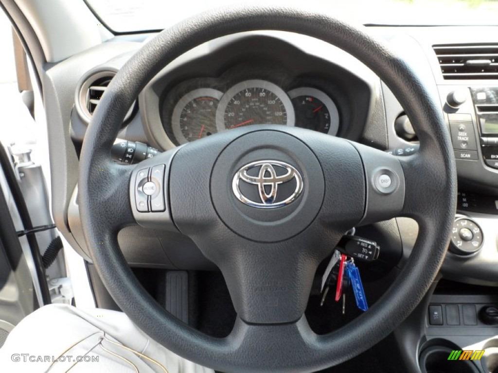 Service Manual Steering Wheel Removal 2010 Toyota Rav4