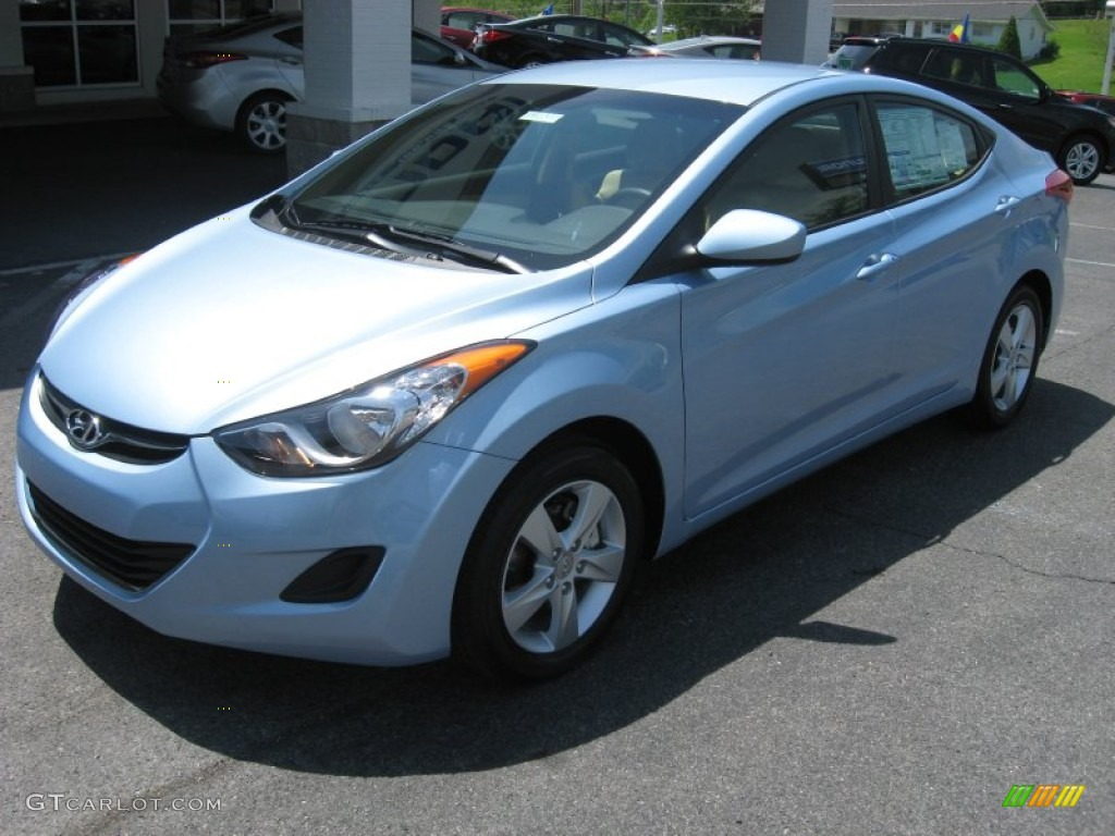 Blue sky metallic 2011 hyundai elantra gls exterior photo - 2012 hyundai elantra exterior colors ...