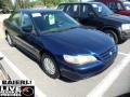 2002 Eternal Blue Pearl Honda Accord VP Sedan  photo #1